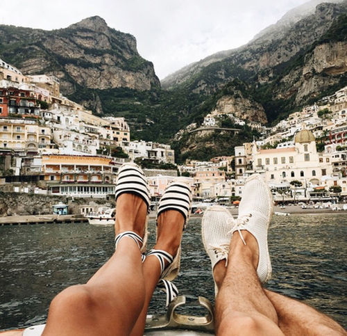 Relaxing Enjoying Life Huzurvesonsuzluk Mutluluk:) Sevmek Huzur♥ Yasamak Sea And Sky