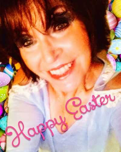Hello World For My Friends That Connect Capture The Moment Happiness Tataa Community IPhoneography Streamzoofamily Close-up Adults Only Cheerful Looking At Camera Smiling Mature Women Portrait Of A Woman Headshot The Smile... PhotoofthedayHappy Easter from me to you!