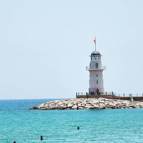 Морской порт Алании лето Погода небо горизонт утро Pogoda жара Море солнце пляж отпуск отдых Солнышко красота вид здорово облака волны песок красиво небо