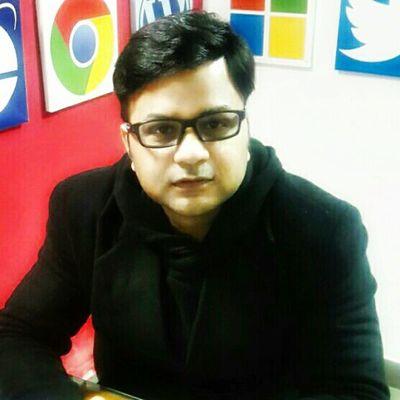 Rajeevkumar Newday NewLook Newfeel Office Morningtime