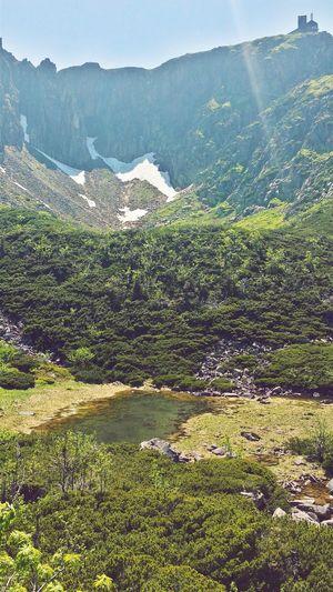 Mountains Karkonosze Beautiful Nature Eye4photography  Smartphonephotography Popular Photos Natura Relaxing HDR Nature