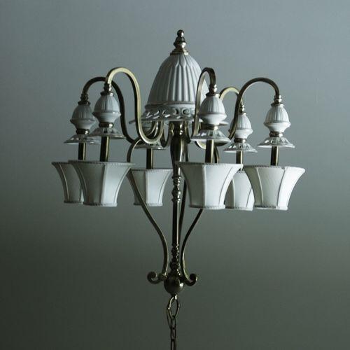 Studio Shot Of An Antique Lamp