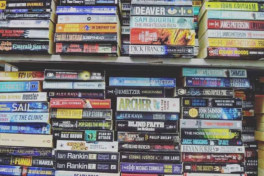 Books Shelf Of Books Shelf Beautifully Organized