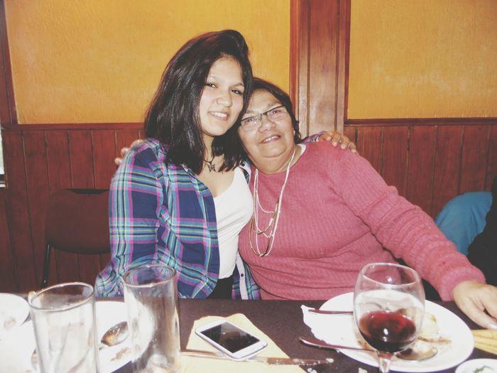 You're the best ♥ i love you grandma ♡