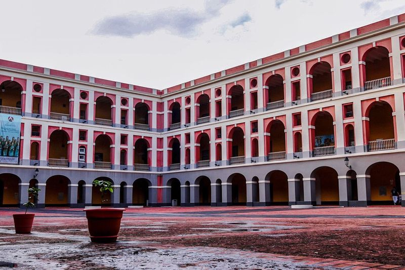 Travel Destinations Architecture No People Cultures Viejo San Juan Puerto Rico Traveling First Eyeem Photo
