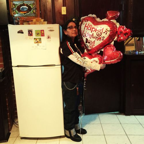 Domestic Bliss Bliss BIG Blissful Heart Enjoying Life Perfect Snazzy Beautiful Jolly Smoker Smile ✌ Ear Giant Large Love♥ Love Lovely Lovvvvvve Taylor Swift. ❤ Loving Love Her Refrigerator Balloon Balloons Balloonfest