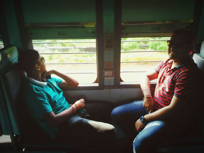 outside window Window Railway Track Train Track India Punjab Train Window Outside Photography Outside My Window Friendship Sitting Togetherness Bonding Young Women Happiness Community Relaxation Women Men Teenage Couple Teenage Boys Boyfriend It's About The Journey Capture Tomorrow Moments Of Happiness 2018 In One Photograph #NotYourCliche Love Letter My Best Photo