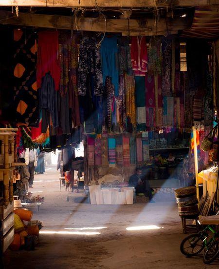 Moroccan Souk |