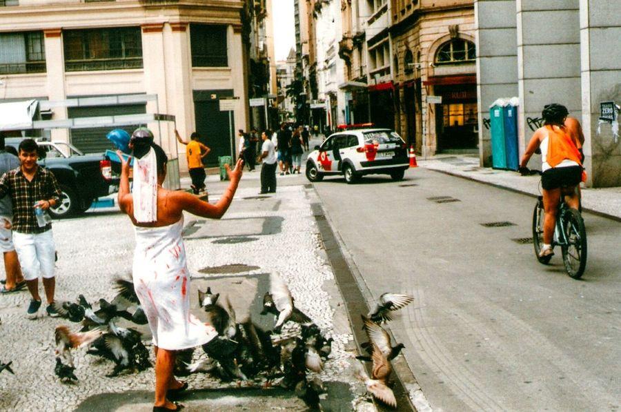 EyeEm Brasil EyeEm Streetphotography Street Photography Fotografia De Rua 35mm Film Sao Paulo - Brazil
