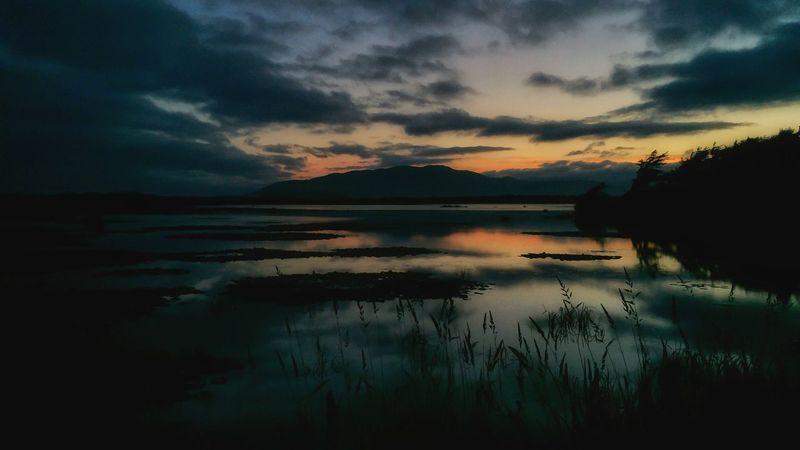 Sunrise Lake IPhoneography Morning