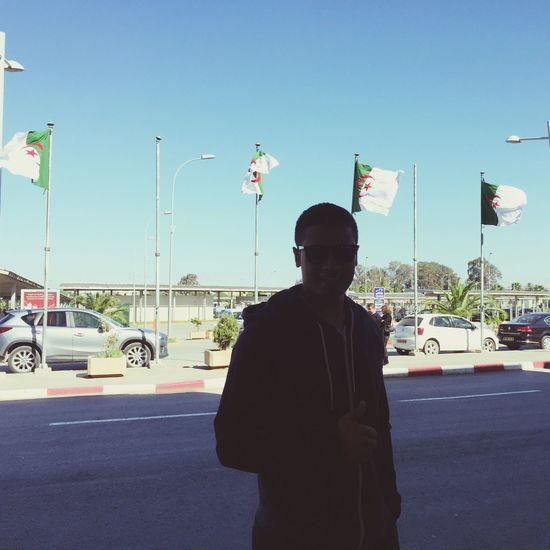 Airport Algeria Libya Tripoli الجزائر