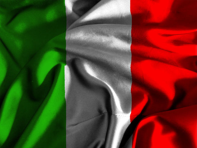 Italian flag Backgrounds Close-up Crumpled Day Flag Full Frame Indoors  Italy Italy Flag Multi Colored Nation No People Patriotism Red Rome Rome Italy State Textile