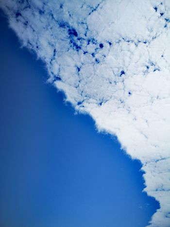 Blue Abstract Satellite View Backgrounds Mountain Sky Close-up Cloud - Sky