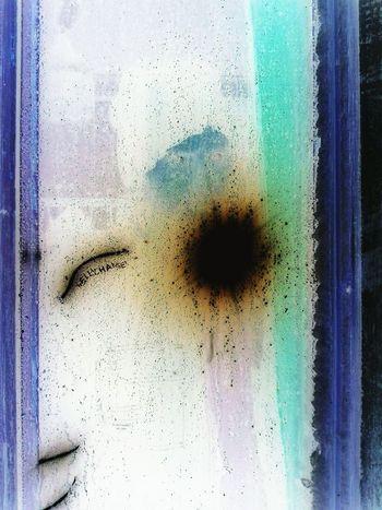 Negative Effect Negative Photography Window