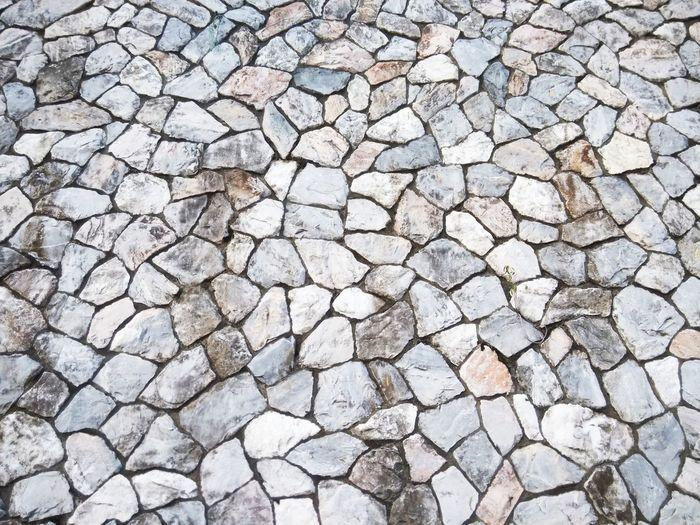 Stone Stone Wall Pattern Pieace Allignment Wall Street Walk Street Wall