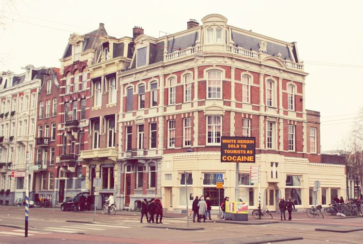 Untold Stories Amsterdam.nl The Netherlands Drugs Crisis