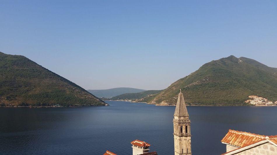 PERAST Boka Kotorska Beauty Of Montenegro Montenegro Wild Beauty Relaxing Sea And Sky Peace And Quiet Beautiful Day Son Sea View