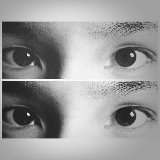 my eyes ;) well eyecollage is hard to do and i dont have the perfect eyes, so.. keke Asian Girl TRENDING  Selfie ✌ Asian Eyes