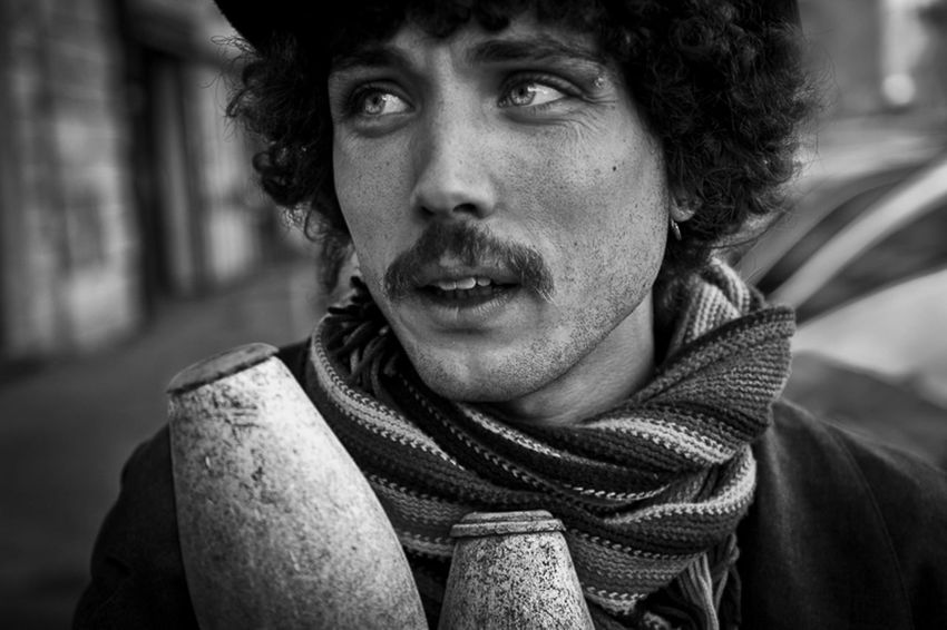 Italy StreetCircus The Portraitist - 2015 EyeEm Awards