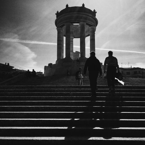 Almost one year ago we were exploring Marche. AMPt - Street NEM Submissions NEM Street NEM Architecture NEM Black&white