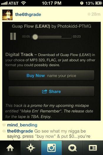 Mixtape coming in feb...a lil sumn right here http://plantoomusicgroup.bandcamp.com/track/guap-flow-leak