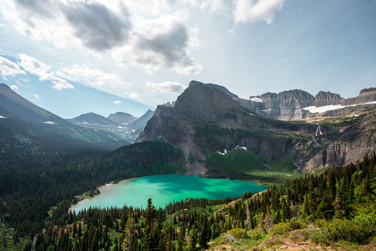 Grinnell Lake,