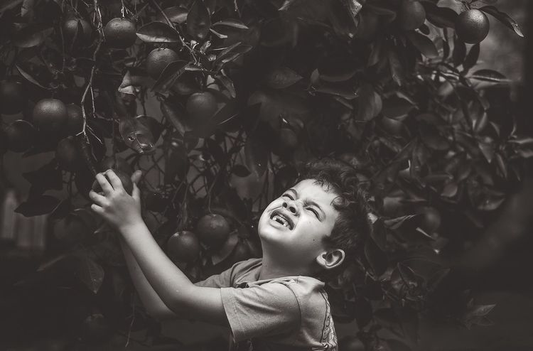 Bwportrait Blackandwhite My Son Bw_collection