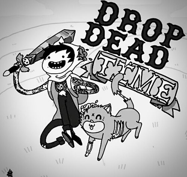 Drop Dead Adventure Adventure Time Finn Finn And Jake Animation Blackandwhite Photography NiceShot Follow Me I'll Follow Back Follow4follow Creepy Darkness And Light Black And White Collection  EyeEm Best Shots - Black + White Foollowback Black And White Followback Followme Favorite ❤ Loveit♡ Black & White
