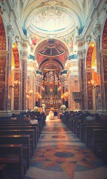 German wedding in Puglia Weddinginitaly German Love Cathedral Italy