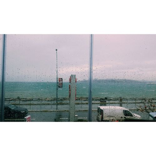 Uskudar Salacak Yagmurlubirgun Rainy Days Huzur♥