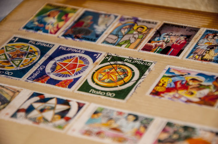 Philippines Stamp Collection Philatelist Philately Stamps Collections