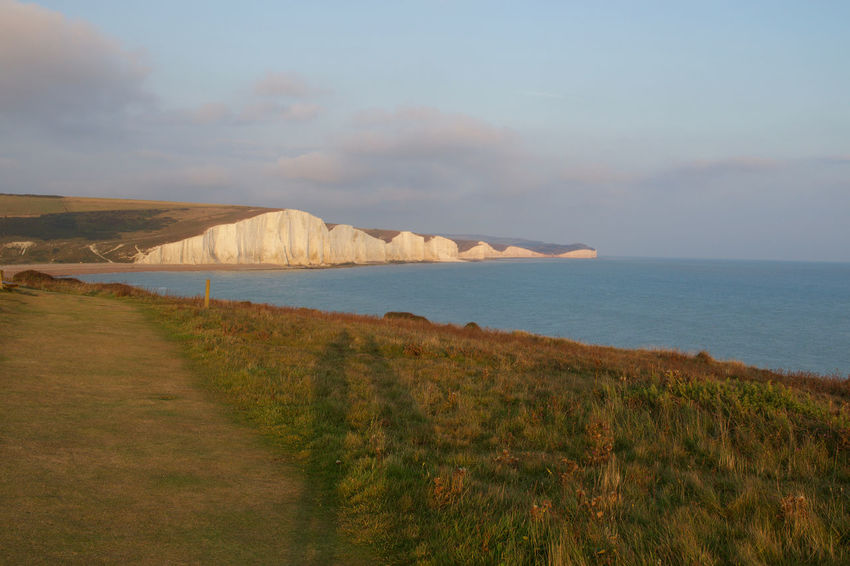 Seven Sisters White Cliffs - England Blue Sea Cliff Coast Coastline England EyeEm Nature Lover Idyllic Mountain Mountains Nature Nature Photography Nature_collection Naturelovers Ocean Ocean View Scenics Sea Sea And Sky Sea View Seascape Seaside Seven Sisters Cliffs Tranquil Scene United Kingdom Water Miles Away