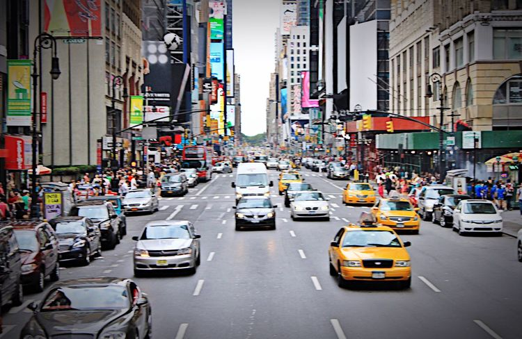 New York - USA New York New York City Newyork City Cityscapes Urban Traffic Cars Car Travel Traveling Travel Photography City Life Street Streetphotography Travelphotography USA America Taxi Urban Landscape Urbanphotography Life Building Lights