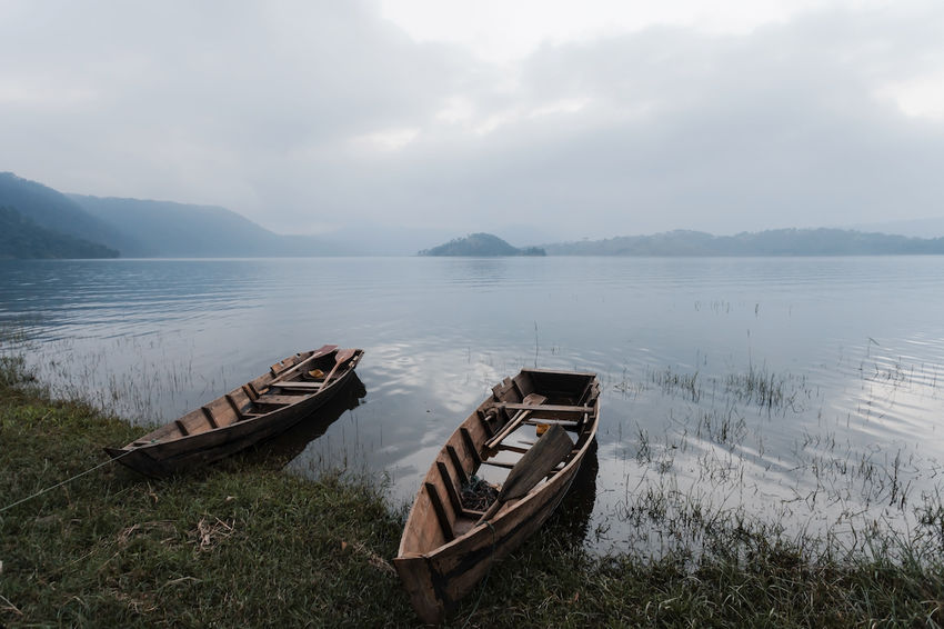 Umiam Lake, Shillong Beauty In Nature Cloud - Sky Eco Tourism Incredible India India Lake Meghalaya Nature No People Outdoor Outdoors Scenics Shillong Sky Tranquil Scene Tranquility Travel Travel Destinations Travel Photography Umiam Lake Water