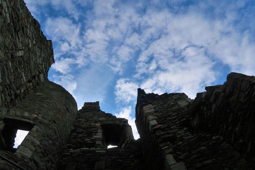 Lochranza castle Arran  Brodick BrodickCastle Castle Hills Hillwalking Lochranza Scotland Scottish Whisky Cask Distillery Heather Hill Island Isleofarran