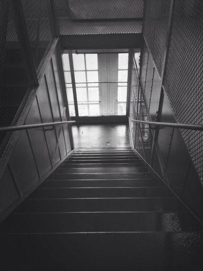 Staircase School Bryant Highschool