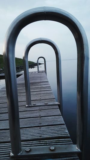 Pier Water Sea Arch Horizon Over Water Scenics Nature Outdoors Harbor Sky Beauty In Nature Jump Walking Walking Finding Paradise