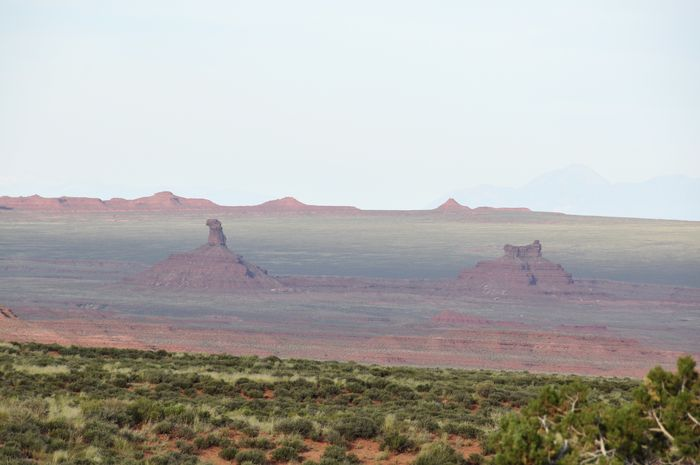 Valley of the Gods Utah Desert Desert Beauty Desert Landscape Geology Landscape Nature Rock Formation Scenics Tranquil Scene Utah Landscapes Dramatic Landscape Miles Away