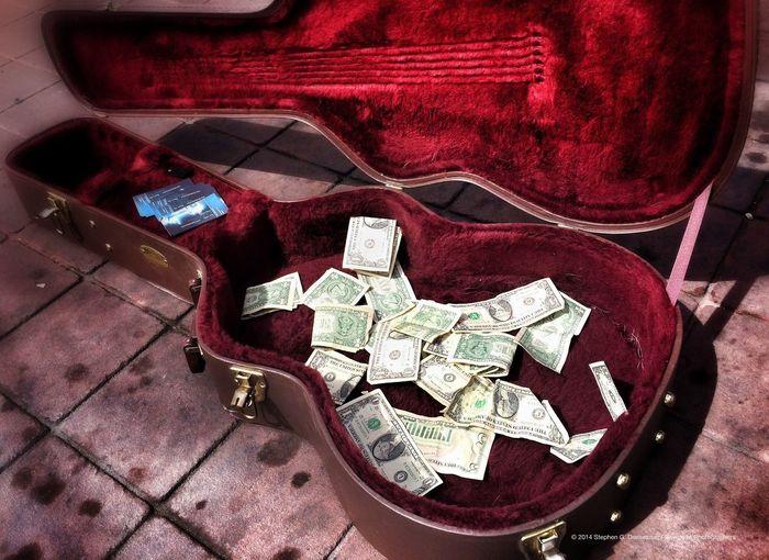 Street musician's take. Canal Convergence in Scottsdale. AZ. Eyeem Phoenix Meetup2 Street Photography Scottsdale Public Art