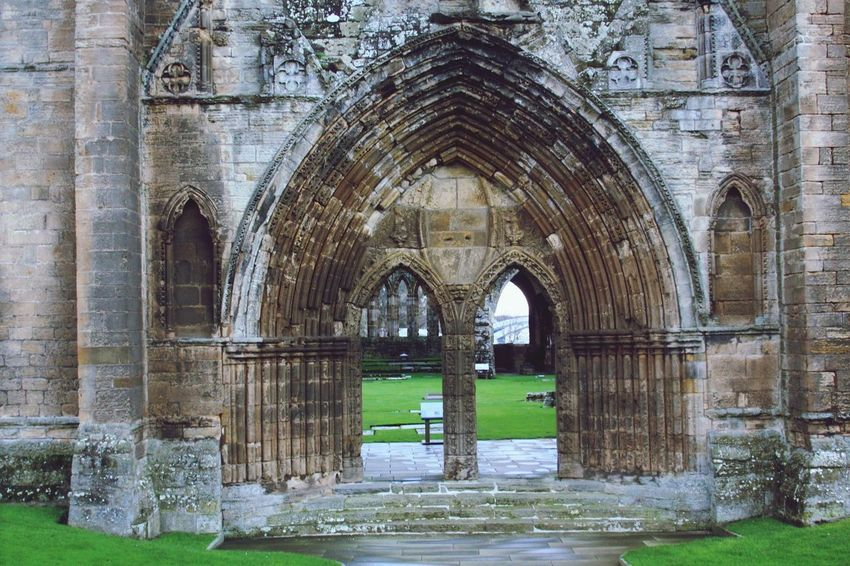 Arch Architecture Built Structure Water History Day No People Nature Outdoors