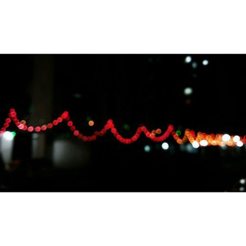 The ups and downs in Lights | Navratri Decoration | First Bokeh