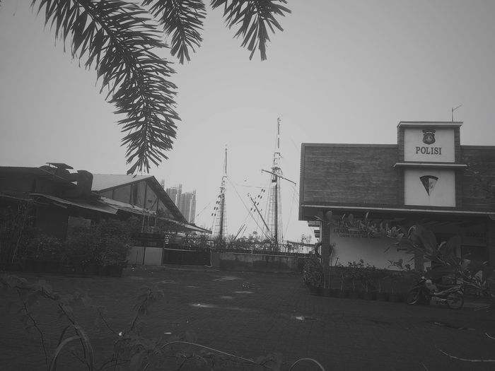 I love this view Vscocam Ship Sea Policestation