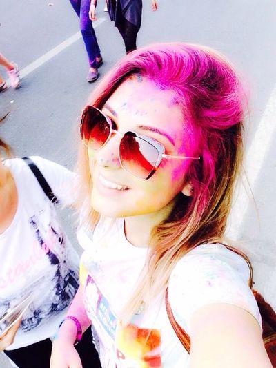 Colorup Bebeksahili Enjoying Life That's Me