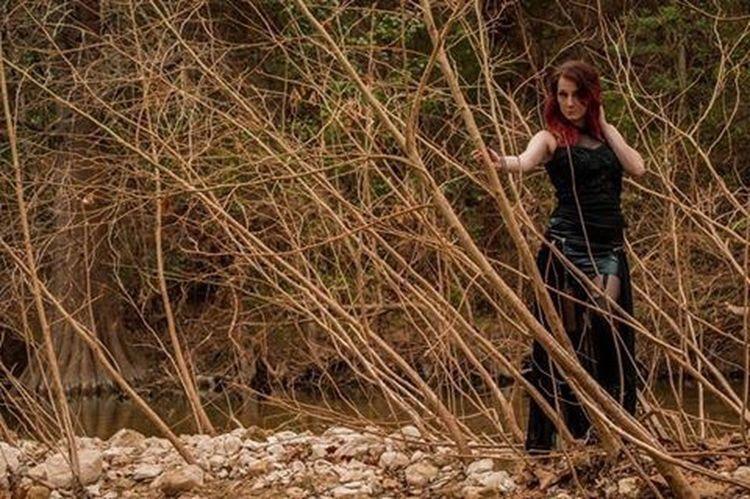 Photo 8 green belt shoot. Model: Viccy Lemmond Green Belt Austin Photoshoot Nature Model Girl Beautiful Texas Photography