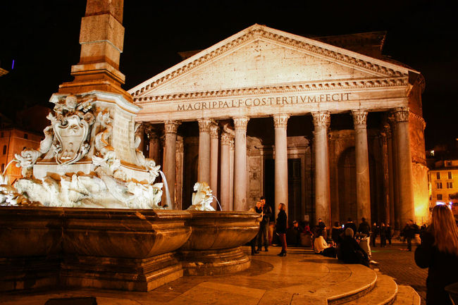 Pantheon, Rome, Italy Italia Italian Landscape Pantheon Roma Rome Temples Tourist Attraction  Travel Photography Architecture Art Art History Arts Culture And Entertainment Capital Capital Cities  History History Architecture Italian Landscapes Italy Roman Empire Temple Templephotography Tourism Tourist Destination Travel Destination Travel Destinations Your Ticket To Europe The Architect - 2018 EyeEm Awards The Traveler - 2018 EyeEm Awards