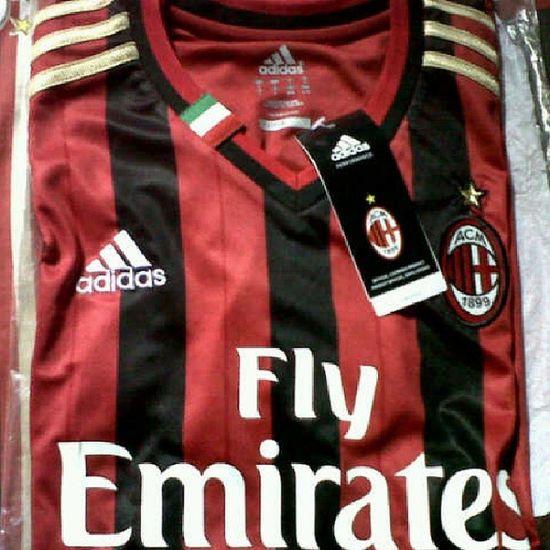 879's gift jersey Acmilan Weareacmilan Forzamilan