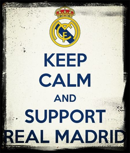 Keep Calm And Support RM