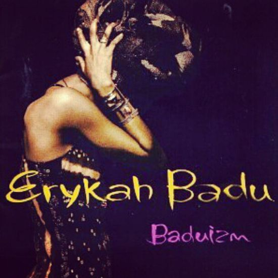 "15 years ago ErykahBadu stepped on the scene and I feel in musical love. She taught me that it a lot of times when you're in tune with your spirit and you follow your heart that you're going to be deemed ""different""...and that it's ok :-)"