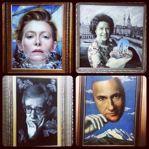 Queen Art Nikas Safronov allen