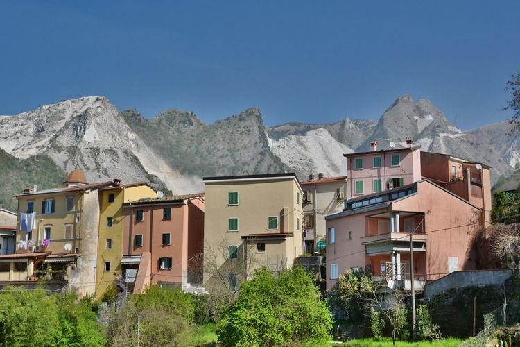 Bedizzano, carrara. apuan alps. tuscany. italy
